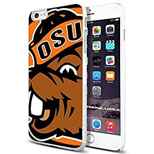 diy zhengOregon State Beavers,Cool iphone 5c Smartphone Case Cover Collector iphone TPU Rubber Case White