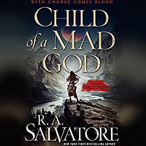 Child of a Mad God Audiobook