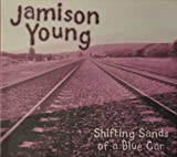 Shifting Sands of a Blue Car