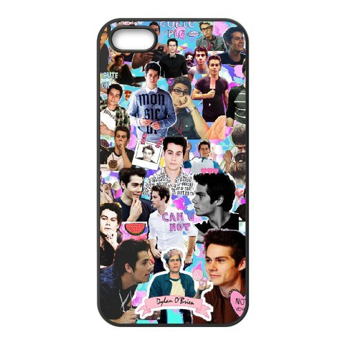 iPhone 5 5s Cell Phone Case Teen Wolf Stiles Stilinski Custom Case Cover A1QA400153