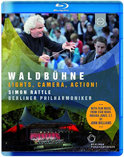 Berliner Philharmoniker - Waldbuhne 2015 from Berl (Blu-ray)
