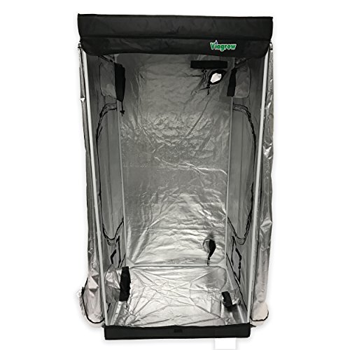 Viagrow Grow Room Tent, 3' x 3' x 6.7' by Viagrow