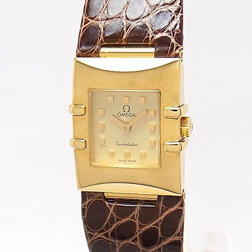 [オメガ]OMEGA 腕時計 コンステレーション クアドラ 1631.10.12 レディース [並行輸入品] B00O9OB7K0