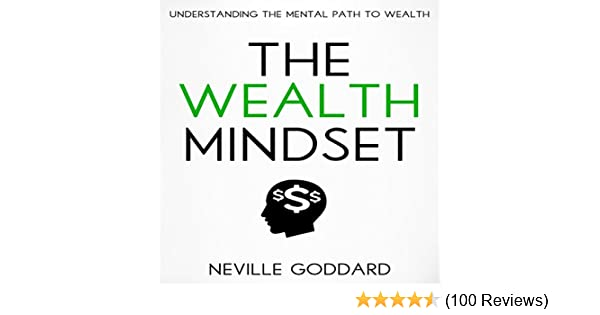 Amazon The Wealth Mindset Understanding The Mental Path To