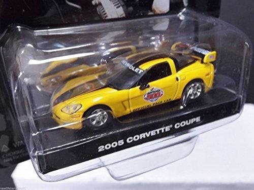 Daytona 500 Pace Car (Qiyun Greenlight Corvette Collection 2005 Corvette Coupe 1 64 Daytona 500 Pace Car)