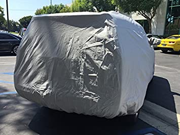 CarsCover Custom Fit 2007-2019 Ford Expedition SUV Car Cover Heavy Duty All Weatherproof Ultrashield