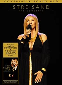 Barbra Streisand: The Concerts