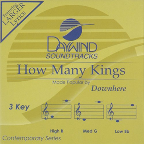 How Many Kings [Accompaniment/Performance Track] (Accompaniment Cd King)