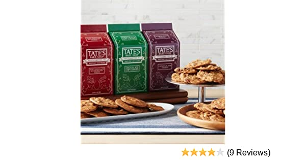 Amazon tates bake shop assorted cookie gift pack gourmet amazon tates bake shop assorted cookie gift pack gourmet baked goods gifts grocery gourmet food negle