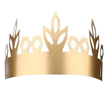 Amazon.com: VKTECH Tiara para niños, 8 piezas, corona de ...