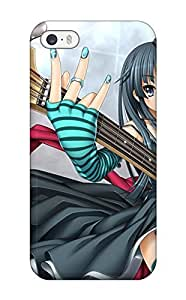 phone covers Iphone Case - Tpu Case Protective For iPhone 5c- Mio With Fender Bass