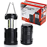 Decaker Military Tough Tac Light Collapsible LED Tactical Lantern for Hiking Camping Home Power Outages or Other Emergencies - Get 2 for Only $19.95