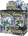 Pokémon TCG Sun & Moon Lost Thunder Booster Box + Sun & Moon Burning Shadows Booster Box Pokémon Trading Cards Game Bundle, 1 of Each.