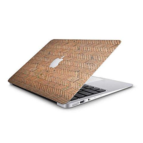 (Medieval Bricks Macbook Skin - Vinyl Skin For Macbook Retina 12 inch – Lightweight Anti-Scratch Cover Sticker For Apple Laptops - Easy Bubble Free Install Mac Wrap )