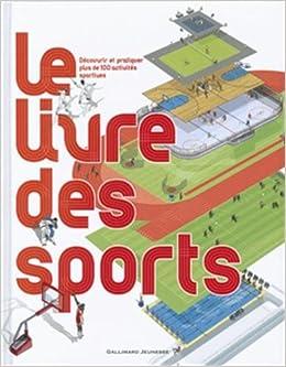 Le Livre Des Sports Jon Richards Jennifer Sanderson