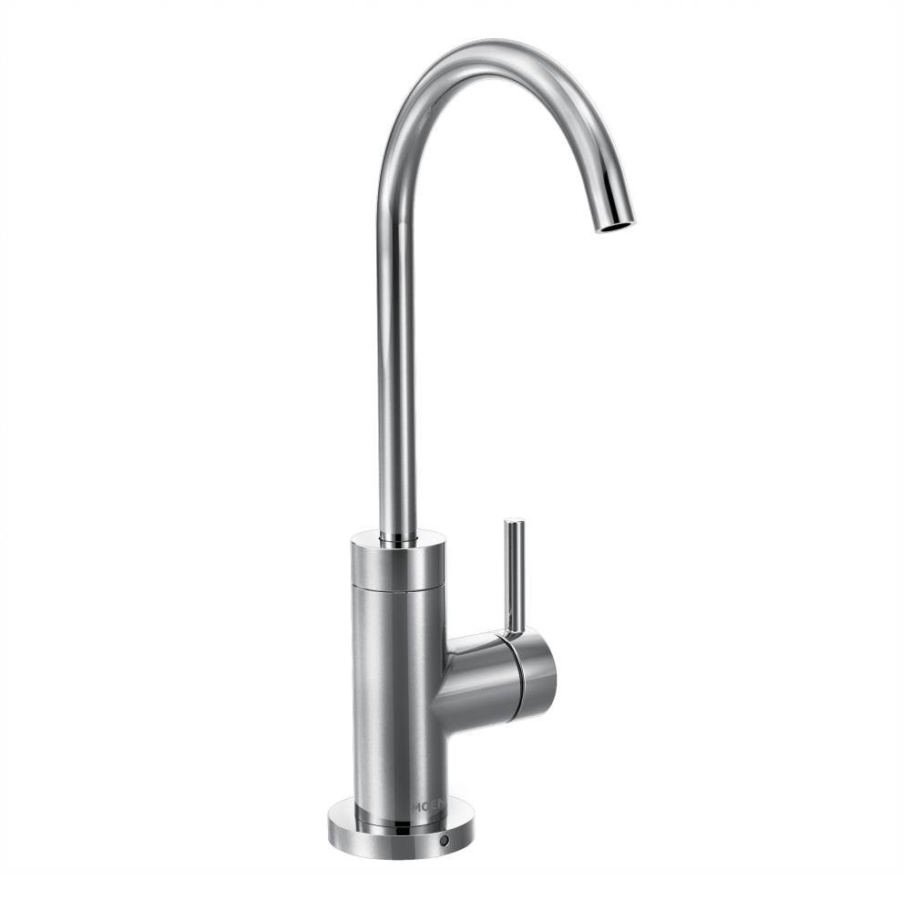Moen S5530SRS Sip Modern One Handle High Arc Beverage Faucet, Spot Resist  Stainless     Amazon.com
