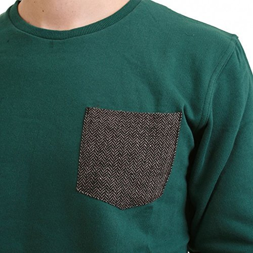 Minimum-pull homme eNISO teal-green