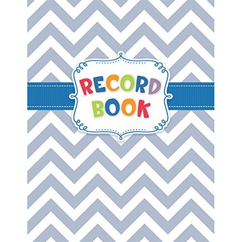 Creative Teaching Press Chevron Record Book
