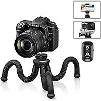 Flexible Camera Tripod, UBeesize 12 inch Mini Tripod...
