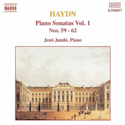 - Haydn: Piano Sonatas Nos. 59-62