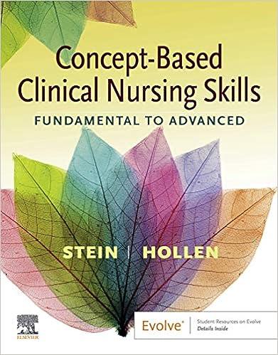 Concept-Based Clinical Nursing Skills E-Book: Fundamental to Advanced