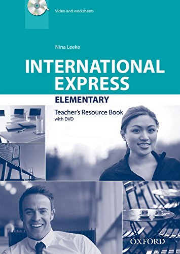 (International Express: Elementary: Teacher's Resource Book with DVD)
