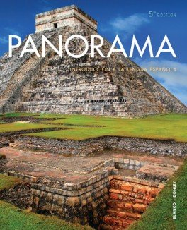 Panorama 5th Ed Looseleaf Textbook (Supersite Websam Access Code)