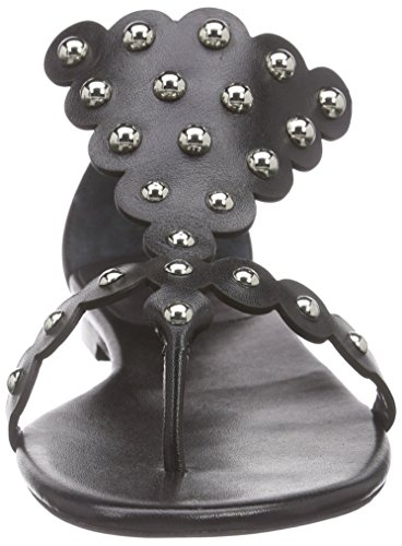 LaurèlSANDAL - Sandalias de dedo Mujer Negro - negro (negro 900)