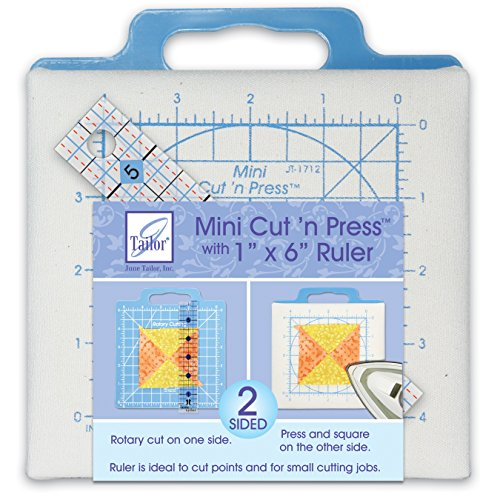 June Tailor Mini n Cutting and Pressing Surface, Natural (Quilter Cut And Press)