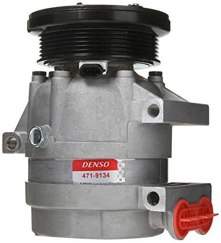 Denso 471-9134 New Compressor with Clutch