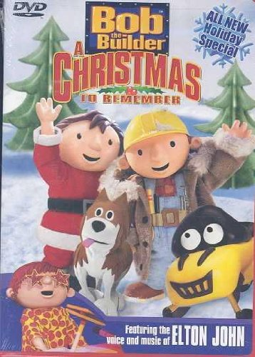 amazoncom bob the builder a christmas to remember rob rackstraw kate harbour neil morrissey lorelei king alan marriott lachele carl emma tate - Bob The Builder A Christmas To Remember