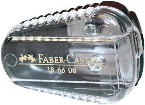 Faber-Castell 186600 - Sacapuntas para cabezas de 2 mm: Amazon.es: Oficina y papelería