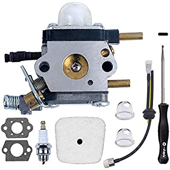 Amazon com : Carbhub C1U-K54A Carburetor for 2-Cycle Mantis 7222