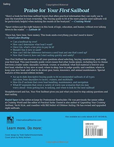 Your First Sailboat, Second Edition: Amazon.es: Daniel Spurr: Libros en idiomas extranjeros
