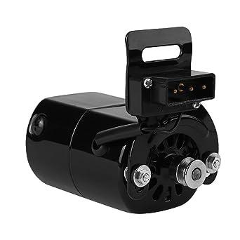 Máquina de coser, 220V 100W 7000 RPM 0.5 AMP Motor de máquina de ...