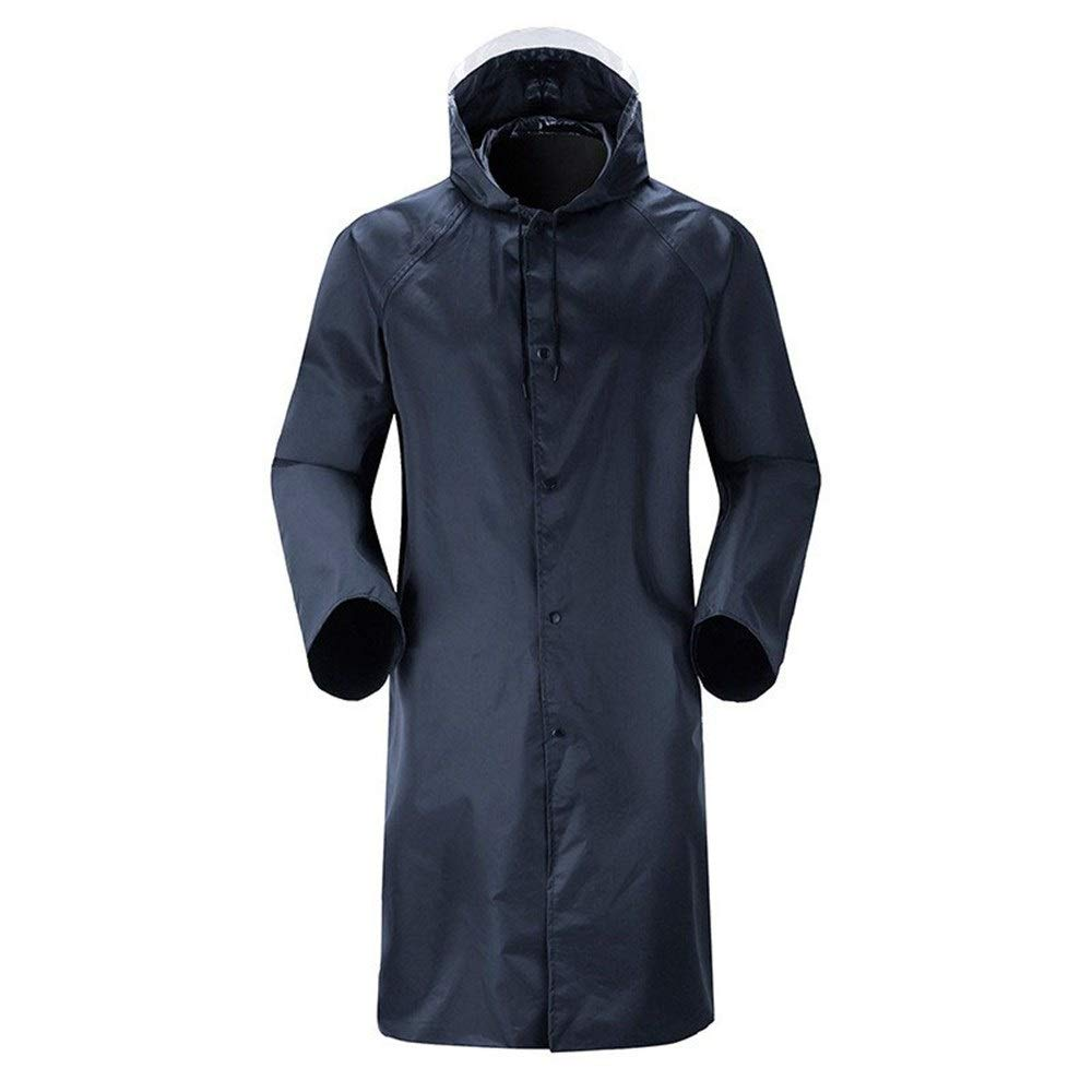 - Raincoat Long Adult Adult Adult Fashion Men and Women Outdoor Work Walking Piece Poncho Waterproof Long Section Labor Insurance Raincoat 0759cc