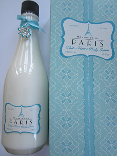 Get Fresh Memories of Paris White Fleurs - Body Lotion (12 fl. oz.)