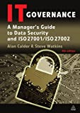 IT Governance, Alan Calder and Steve Watkins, 0749452714