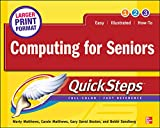 img - for Computing for Seniors QuickSteps book / textbook / text book