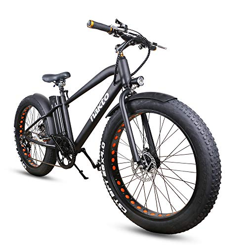 NAKTO Electric Bicycles 26 20 Electric Bikes for Adult Ebikes