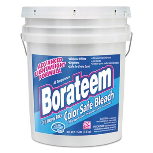 Borateem Color Safe - Borateem 00145 5 gallon Chlorine-Free Color Safe Laundry Bleach Pail