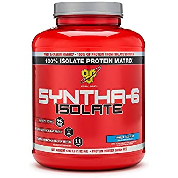 BSN SYNTHA 6 Isolate Protein Vanilla Ice Cream 401 Lbs