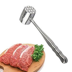 Tenflyer Fleisch Hammer Mallet Tenderizer Rindfleisch Schweinefleisch...