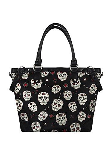 Banned Handtasche Mesmerize schwarz