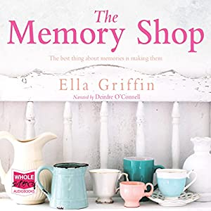 The Memory Shop Audiobook