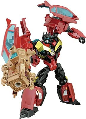 Rumble AM-30 Transformers Prime Takara Tomy Action Figure