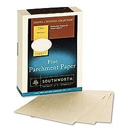 SOU894C - Parchment Specialty Paper
