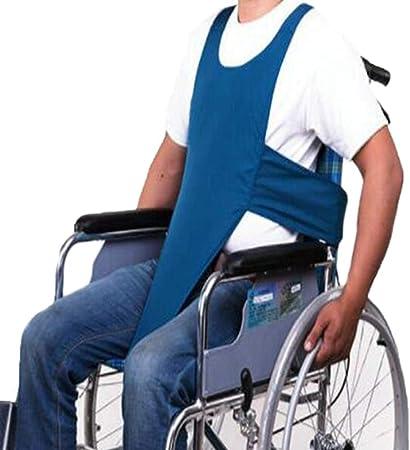 YAOBAO Arnés de Seguridad para sillas de Ruedas, Chaleco de ...