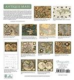 Antique Maps 2020 Wall Calendar