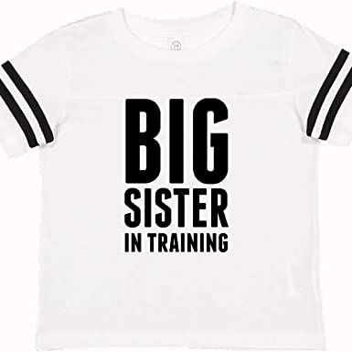a Big Sister to Be Toddler T-Shirt inktastic Merry Christmas to Me